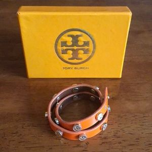 Tory Burch Blood Orange Bracelet